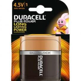 batterie duracell 4,5 V
