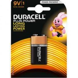 batterie duracell 9V
