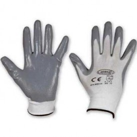 guanti in palmo nitrile