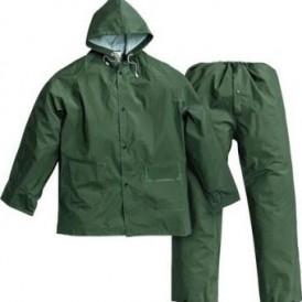 impermeabile giacca + pantaloni