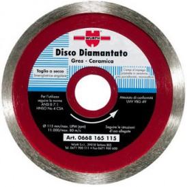 disco diamantato serie ceramica
